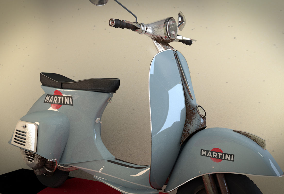 MARTINI SCOOTER
